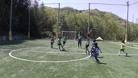 ゆるUNO 4/23(日) at UNOフットボールファーム_a0059812_16531234.jpg