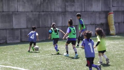 ゆるUNO 4/23(日) at UNOフットボールファーム_a0059812_16531698.jpg