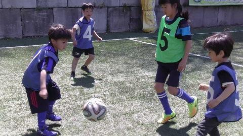 ゆるUNO 4/23(日) at UNOフットボールファーム_a0059812_16532895.jpg