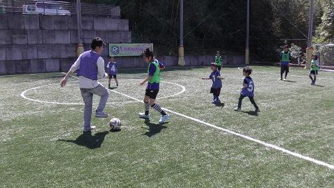 ゆるUNO 4/23(日) at UNOフットボールファーム_a0059812_16533472.jpg