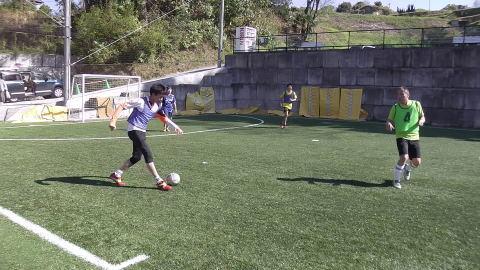 ゆるUNO 4/23(日) at UNOフットボールファーム_a0059812_16542405.jpg
