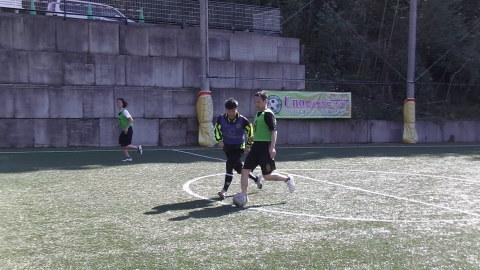 ゆるUNO 4/23(日) at UNOフットボールファーム_a0059812_16542709.jpg