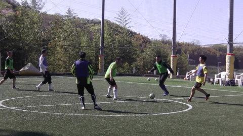 ゆるUNO 4/23(日) at UNOフットボールファーム_a0059812_16544114.jpg