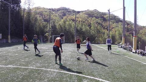 ゆるUNO 4/23(日) at UNOフットボールファーム_a0059812_16544590.jpg