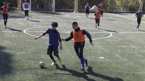 ゆるUNO 4/23(日) at UNOフットボールファーム_a0059812_16545044.jpg