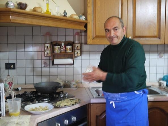 2017南イタリア旅行記16 プーリア④ヴィートさんの料理レッスン(前編)_d0041729_23415563.jpg