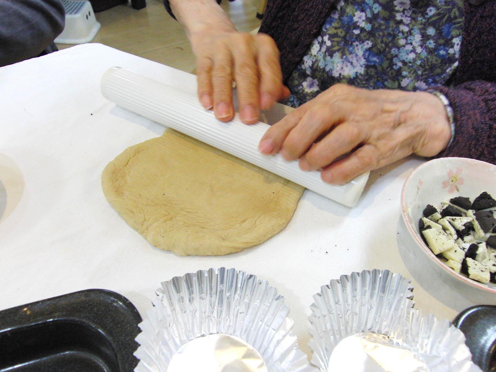 パンレク ~ コーヒーちょこっとパン~_e0222340_1538439.jpg