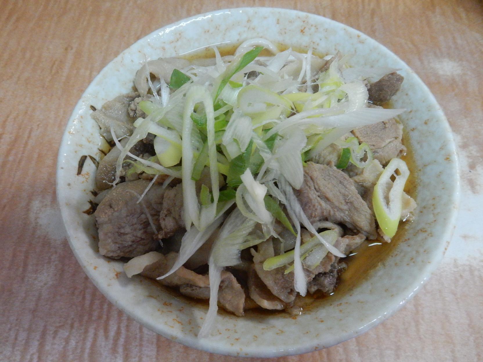 立ち食いうどん屋の外国人旅行者と豊島区椎名町のインバウンドの話_b0235153_119773.jpg