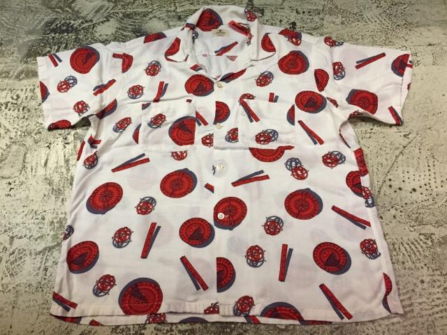 4月26日(水)大阪店ヴィンテージウェア&服飾雑貨入荷!!#9 Vintage Shirt編!!_c0078587_11353512.jpg