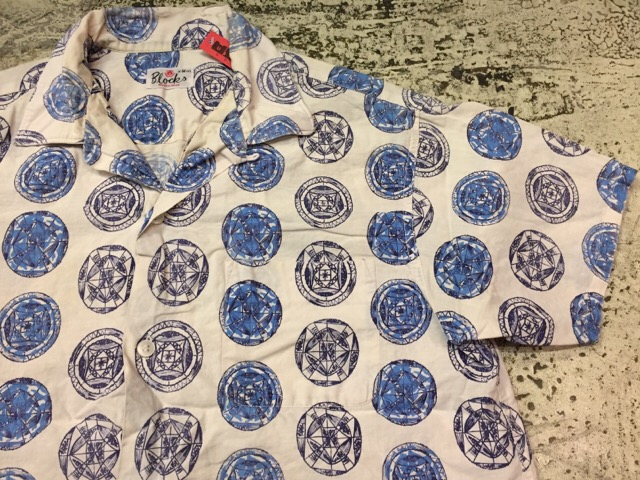 4月26日(水)大阪店ヴィンテージウェア&服飾雑貨入荷!!#9 Vintage Shirt編!!_c0078587_1138384.jpg