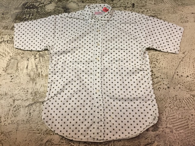 4月26日(水)大阪店ヴィンテージウェア&服飾雑貨入荷!!#9 Vintage Shirt編!!_c0078587_11482835.jpg