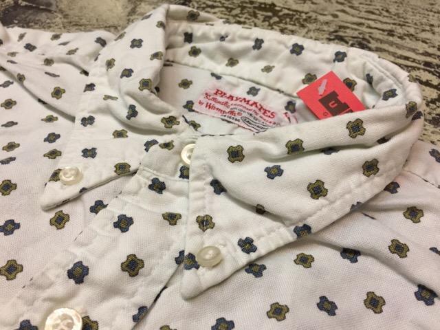 4月26日(水)大阪店ヴィンテージウェア&服飾雑貨入荷!!#9 Vintage Shirt編!!_c0078587_1148487.jpg