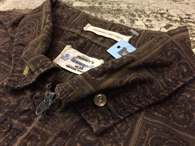 4月26日(水)大阪店ヴィンテージウェア&服飾雑貨入荷!!#9 Vintage Shirt編!!_c0078587_11504314.jpg