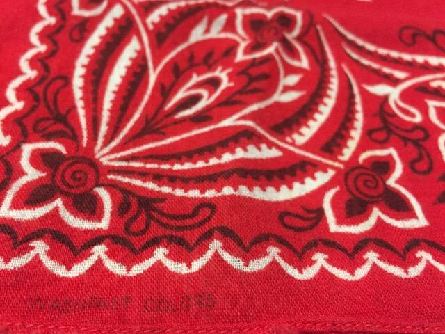 4月26日(水)大阪店ヴィンテージウェア&服飾雑貨入荷!!#11 Vintage Bandana編!!_c0078587_12215612.jpg