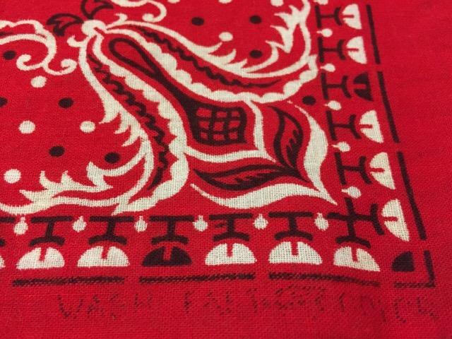4月26日(水)大阪店ヴィンテージウェア&服飾雑貨入荷!!#11 Vintage Bandana編!!_c0078587_12221168.jpg