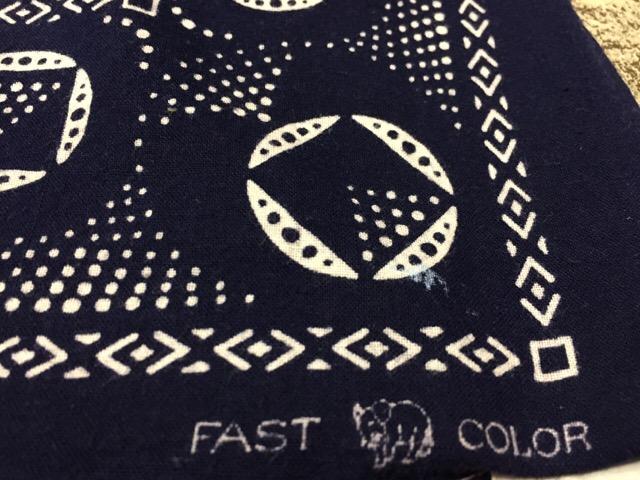 4月26日(水)大阪店ヴィンテージウェア&服飾雑貨入荷!!#11 Vintage Bandana編!!_c0078587_1229748.jpg