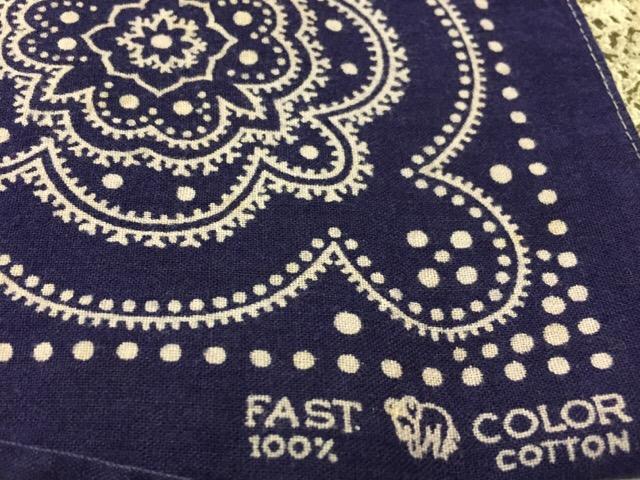 4月26日(水)大阪店ヴィンテージウェア&服飾雑貨入荷!!#11 Vintage Bandana編!!_c0078587_1230763.jpg