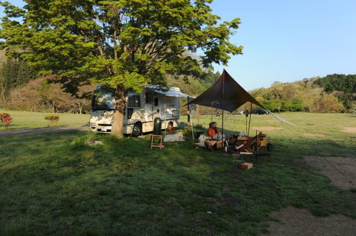 奈良でキャンプ~♪_a0049296_20375349.jpg