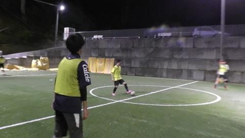 UNO 4/25(火) ダブルヘッダー at UNOフットボールファーム_a0059812_23194699.jpg