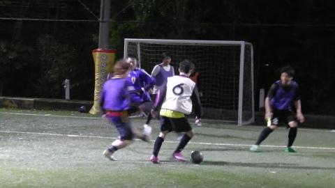 UNO 4/25(火) ダブルヘッダー at UNOフットボールファーム_a0059812_23305241.jpg