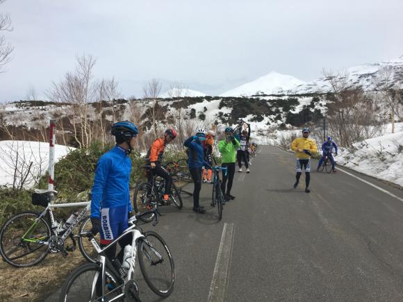 十勝岳スカイライン全面開通しました。_f0096216_19330959.jpg