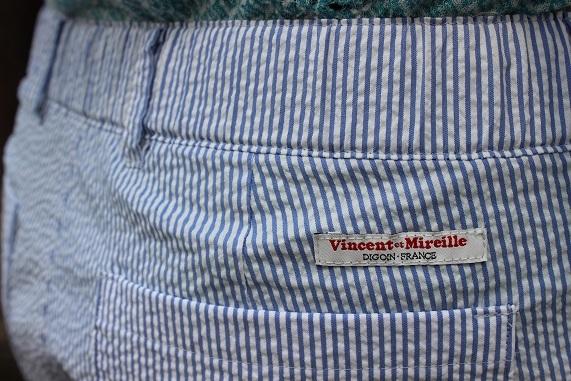 フランス生まれの「Vincent et Mireille」 セットアップアイテムご紹介_f0191324_07431839.jpg