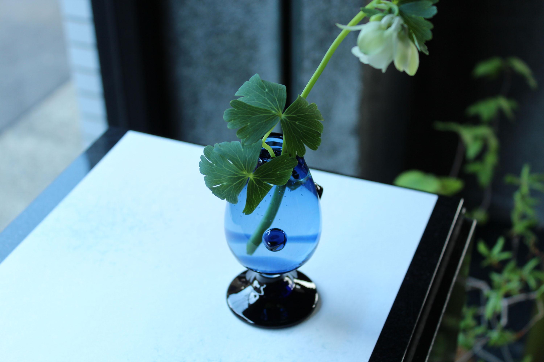 三宅義一 ミニ花瓶_c0237627_6413269.jpg