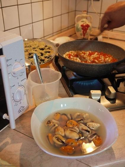 2017南イタリア旅行記16 プーリア④ヴィートさんの料理レッスン(前編)_d0041729_00014330.jpg