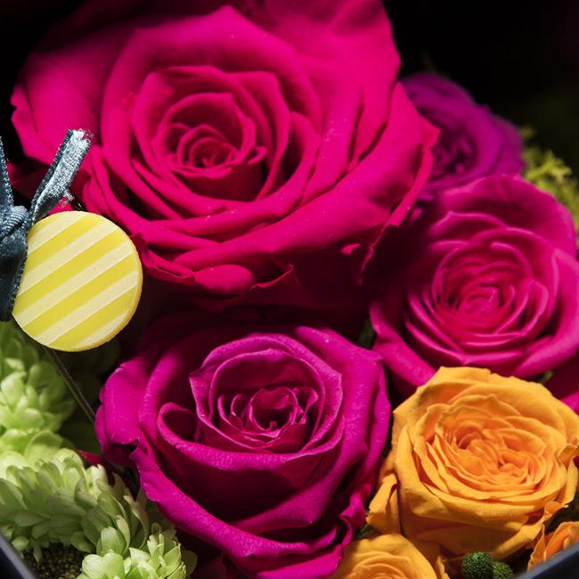 母の日に贈る プリザーブドアレンジ_a0060141_529380.jpg