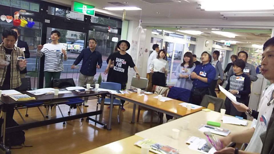 Imagine 2020 super sessionに参加してきました!大阪→東京→神奈川_b0169541_20254805.jpg