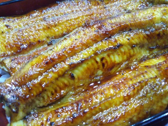 鰻はデカく、タレはしっかりと甘いのが好き_a0041150_15080732.jpg