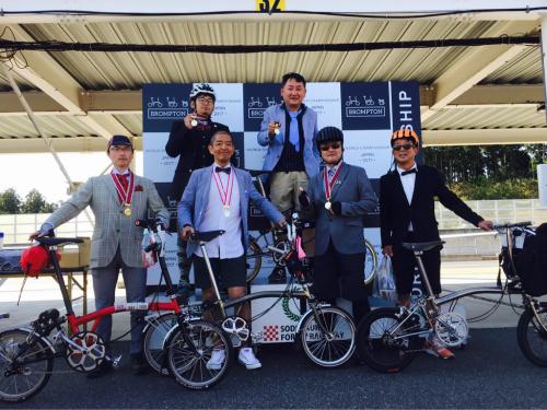 BWCT2017(BROMPTON WORLD CHAMPIONSHIP JAPAN)_d0197762_22285420.jpg