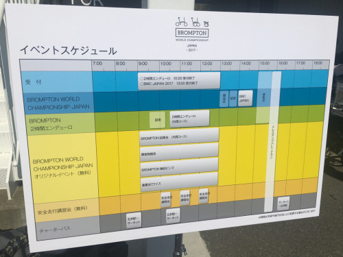 BWCT2017(BROMPTON WORLD CHAMPIONSHIP JAPAN)_d0197762_22285444.jpg