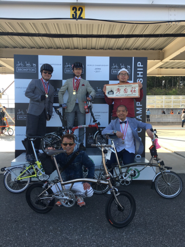 BWCT2017(BROMPTON WORLD CHAMPIONSHIP JAPAN)_d0197762_22285807.jpg