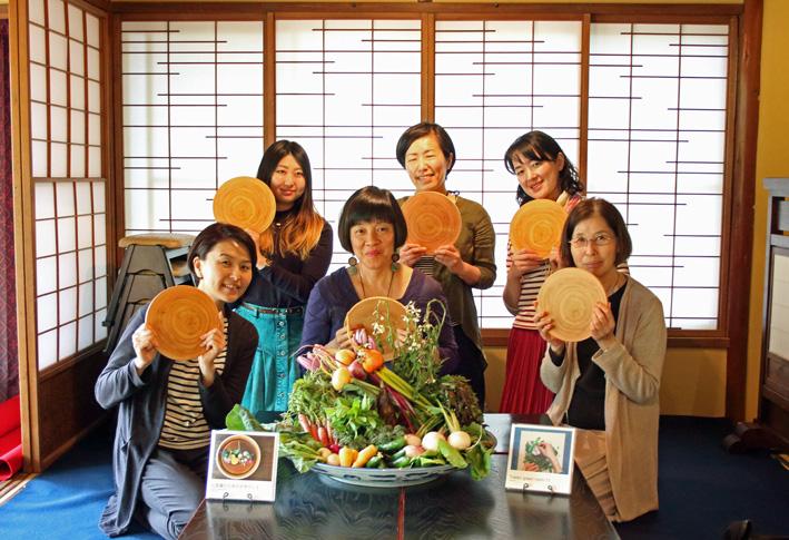 笑顔が溢れた『カマクラキコリス』ワークショップ:龍隠庵_c0014967_11585182.jpg