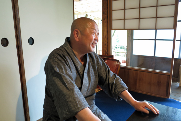 笑顔が溢れた『カマクラキコリス』ワークショップ:龍隠庵_c0014967_1285032.jpg