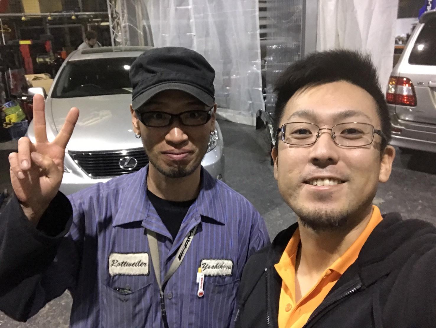 4月27日(木)TOMMY  BASE ともみブログ☆ランクル レクサス ハイエース☆_b0127002_23361484.jpg