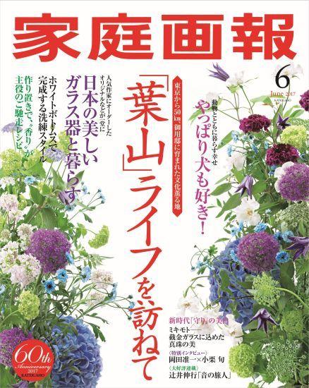 【掲載情報】家庭画報 6月号_f0201310_14570153.jpg