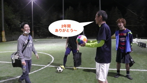 UNO 4/25(火) ダブルヘッダー at UNOフットボールファーム_a0059812_23222542.jpg