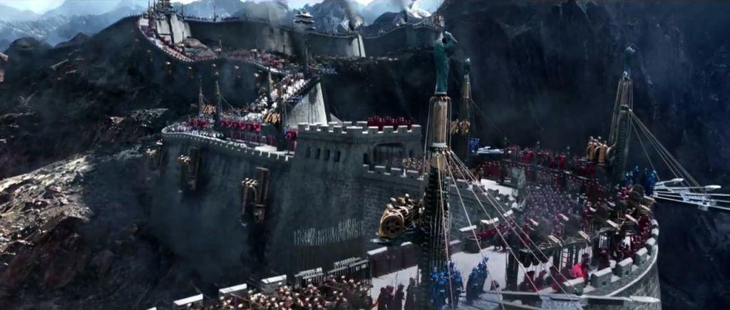 グレートウォール (チャン・イーモウ監督 / 原題 : The Great Wall)_e0345320_00143656.jpg