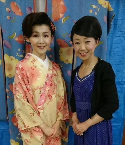 23日ふじみ野市 チャリティー歌謡祭にて♪_f0165126_12324708.jpg