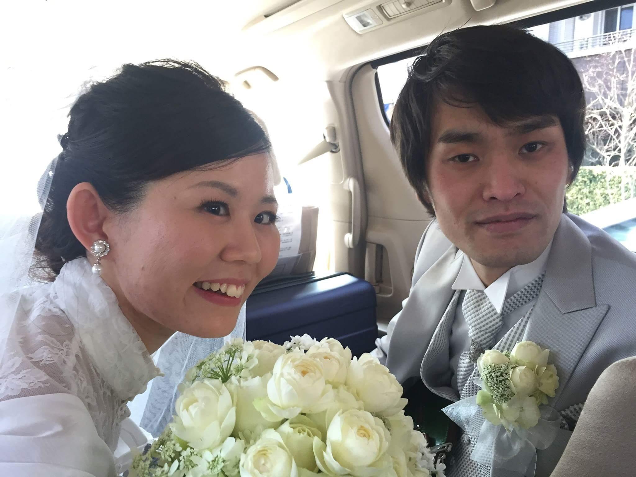 新郎新婦様からのメール 高輪教会様への装花 目には見えないもの_a0042928_22285963.jpg