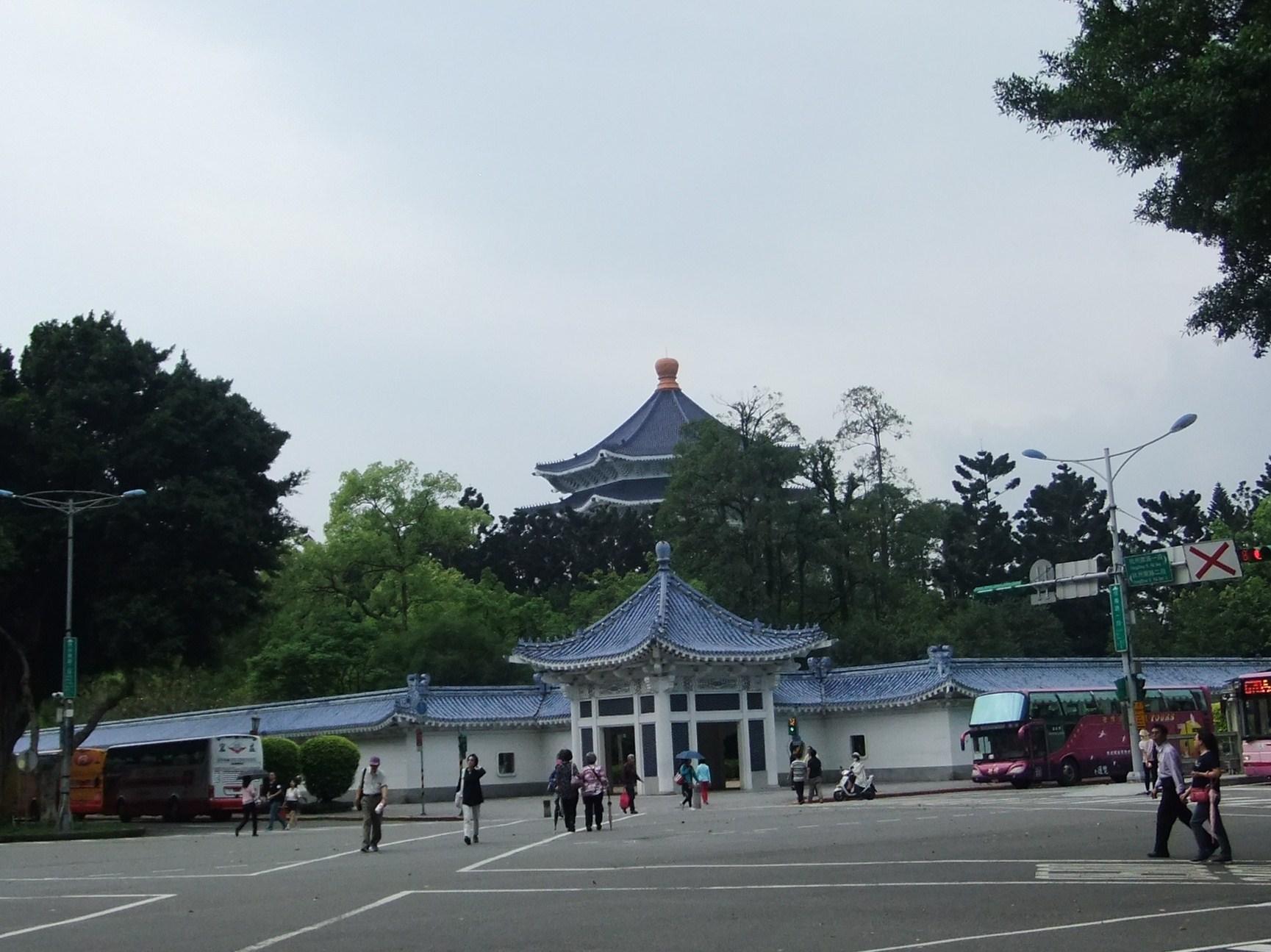 台湾 台北観光(観光編、中半)_b0137932_00135737.jpg