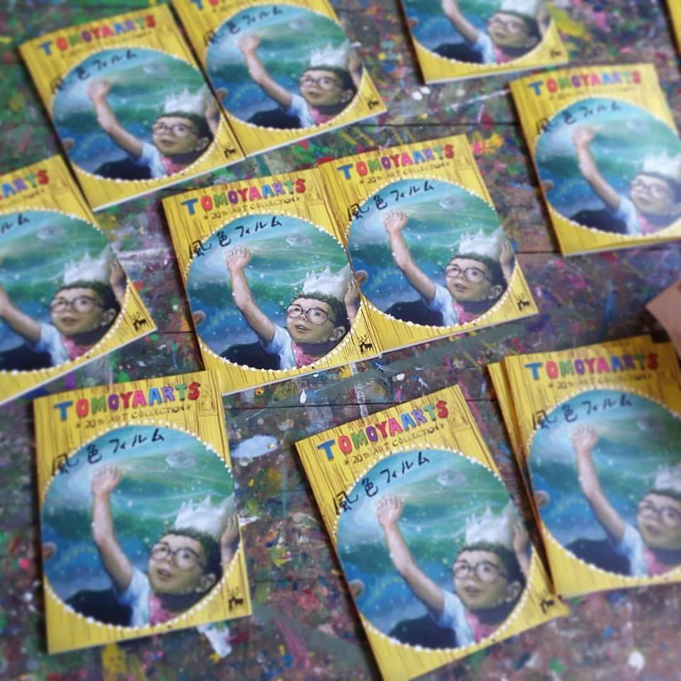 TOMOYAARTS20周年記念画集『風色フィルム』 発売企画展_f0320754_09370263.jpg