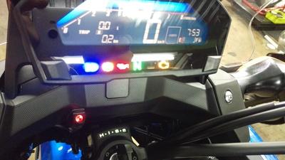NC750X 新車整備_e0114857_922477.jpg