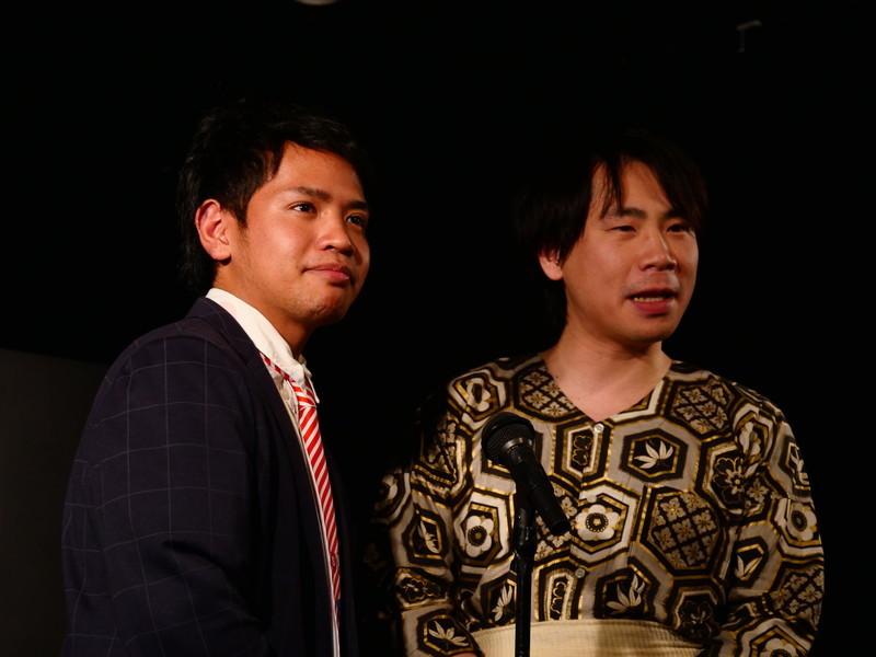 静岡お笑いライブ 阿_d0079764_06545116.jpg