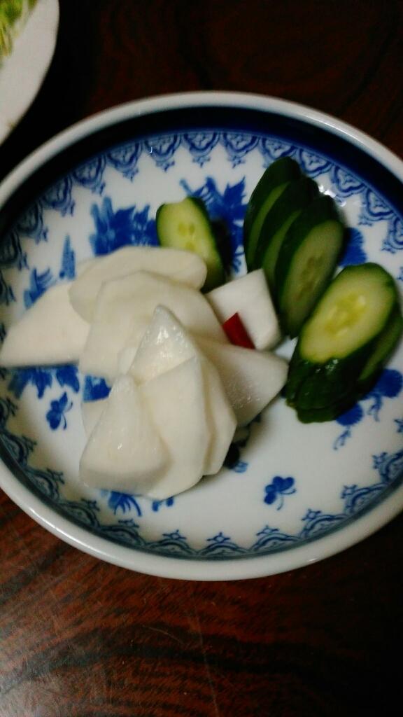 生姜焼き定食_c0162773_00422887.jpg