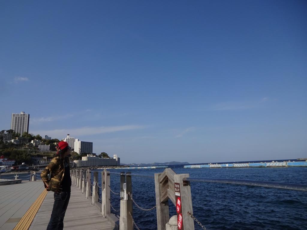 バースデーミステリーツアーは小田原~熱海だった!_d0061678_15370229.jpg