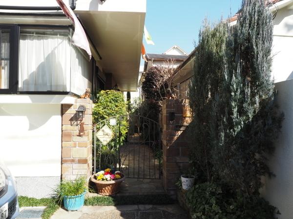 尼崎市 Aさまのお庭造園の様子です_e0232798_21030860.jpg