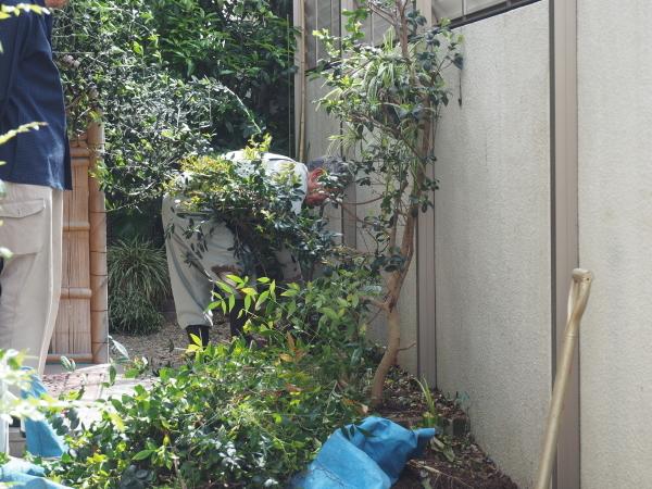 尼崎市 Aさまのお庭造園の様子です_e0232798_21051274.jpg